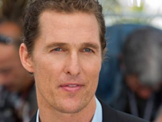 Matthew McConaughey - 65th Annual Cannes Film Festival