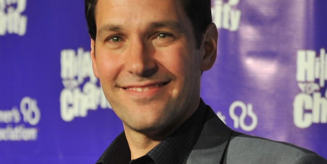 "Paul Rudd - 1st Annual ""Hilarity for Charity"" to Benifit the Alzheimer's Association"