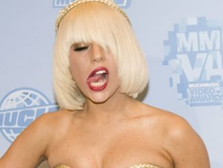 Lady Gaga - 2009 MuchMusic Video Awards 1302