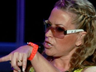 Anastacia in Concert at Los Veranos de la Villa in Madrid