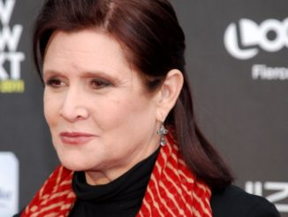 Carrie Fisher - 4th Annual Logo NewNowNext Awards