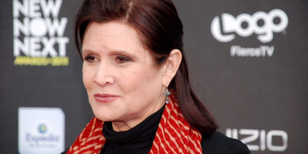 "Carrie Fisher als Prinzessin Leia in ""Star Wars VII""? - Kino News"