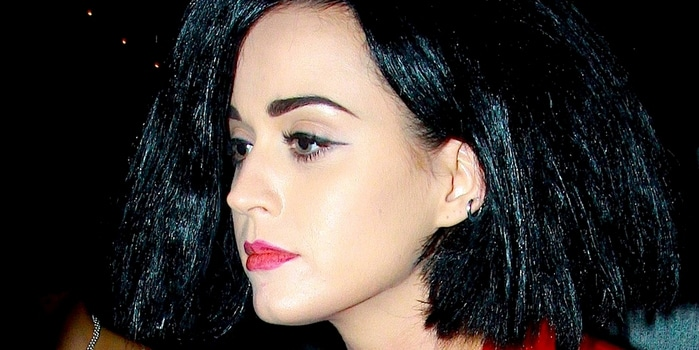 "Katy Perry - ""Patron Xo Cafe"" Halloween Party at Hollywood Forever Cemetery"