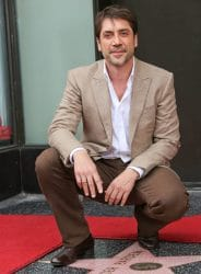 Javier Bardem Honored with a Star on the Hollywood Walk of Fame in Hollywood