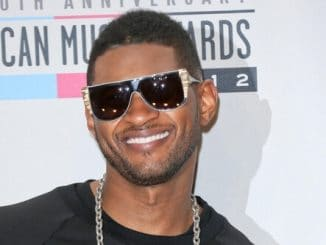 Usher - 40th Annual American Music Awards