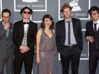 The Lumineers - 55th Annual GRAMMY Awards