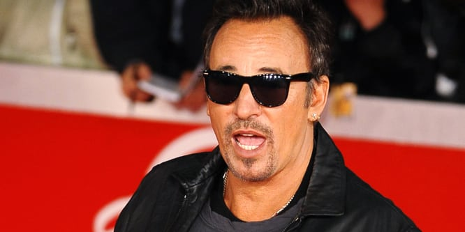 Bruce Springsteen - 5th Annual Rome International Film Festival