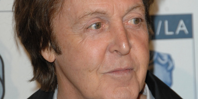 Paul McCartney - 2010 BAFTA/LA Awards Season Tea Party