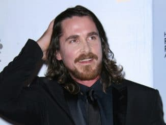 Christian Bale - 68th Annual Golden Globe Awards
