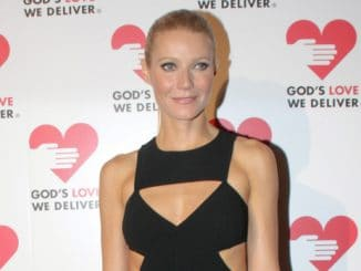 Gwyneth Paltrow - 6th Annual God's Love We Deliver Golden Heart Awards Celebration