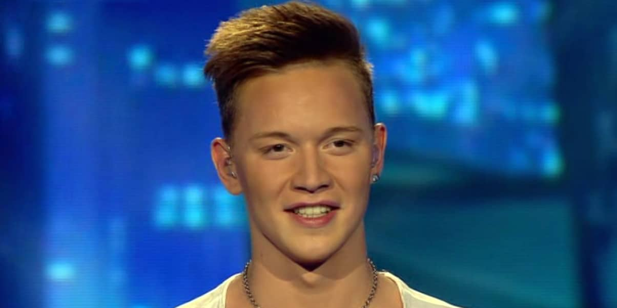 "DSDS 2013: Erwin Kintop mit ""DJ Got Us Fallin' In Love Again"" von Usher feat. Pitbull! - TV News"
