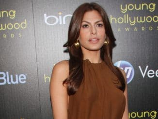 Eva Mendes - 13th Annual Young Hollywood Awards Presented by Bing - Arrivals - Club Nokia