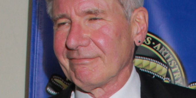 Harrison Ford - 26th Annual ASC Awards