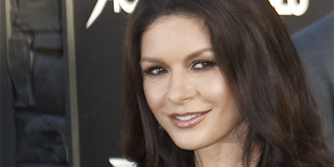"Catherine Zeta-Jones - ""Rock of Ages"" World Premiere"