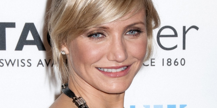 Cameron Diaz Launches Tag Heuer Link Watch Event to Raise Money for UN Women and New York Cares Hurricane Sandy Relief Effort 1303
