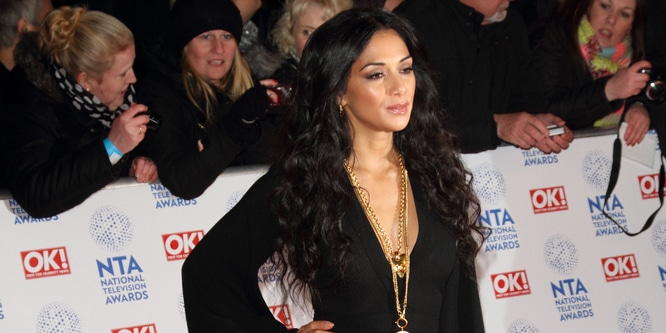Nicole Scherzinger - National Television Awards 2013 - Arrivals