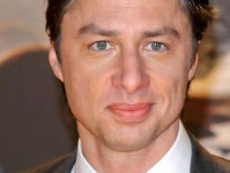 "Zach Braff - ""Oz the Great and Powerful"" European Premiere"
