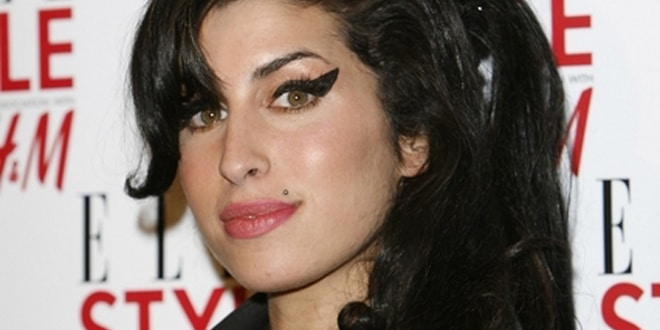 Amy Winehouse - 2007 ELLE Style Awards in London