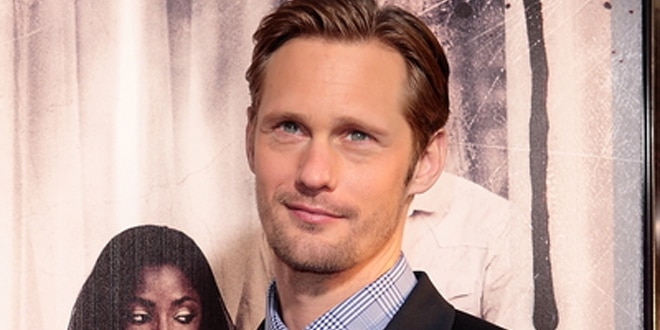 "Alexander Skarsgard - HBO's ""True Blood"" Season 4 Premiere"