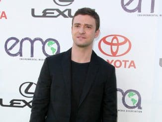 Justin Timberlake - 2011 Environmental Media Awards