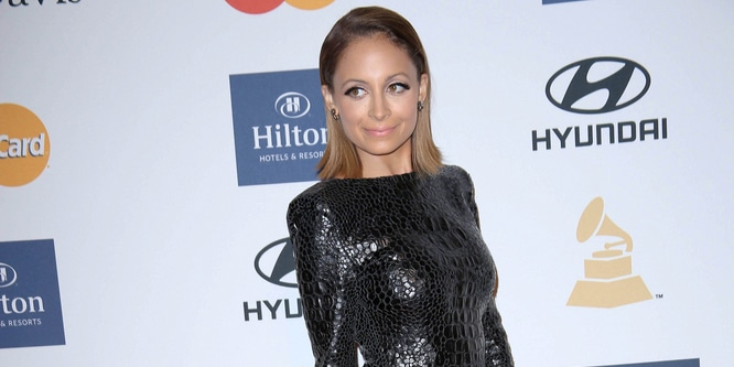 Nicole Richie - 55th Annual GRAMMY Awards