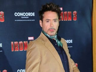 "Robert Downey Jr. - ""Iron Man 3"" Germany Photocall"
