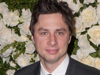 Zach Braff - 10th Annual Tribeca Film Festival