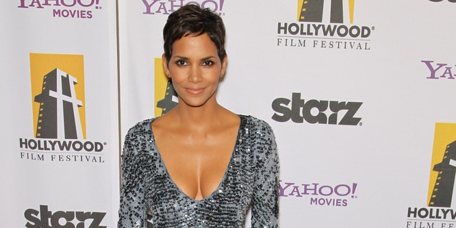 Halle Berry - 14th Annual Hollywood Awards Gala thumb