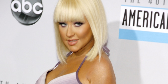 Christina Aguilera - 40th Anniversary American Music Awards