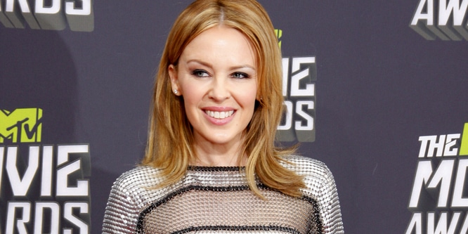 Kylie Minogue - 2013 MTV Movie Awards