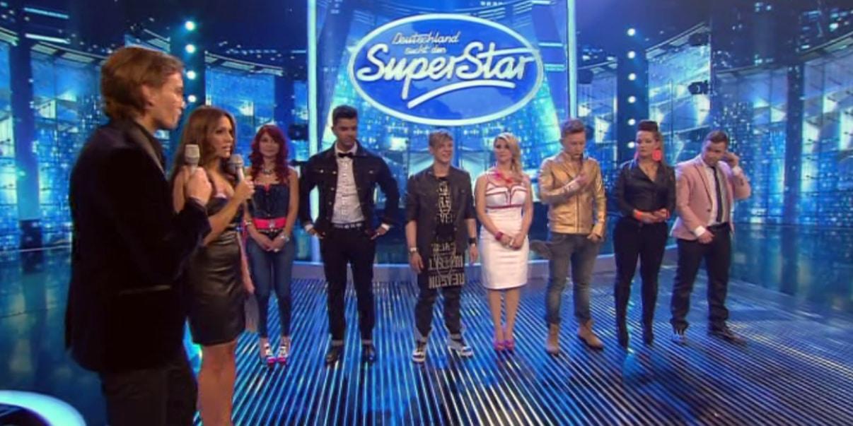 DSDS 2013 Entscheidung dritte Live-Show