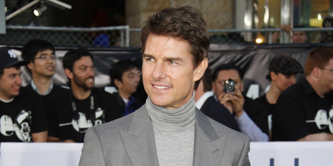 "Tom Cruise - ""Oblivion"" Los Angeles Premiere"