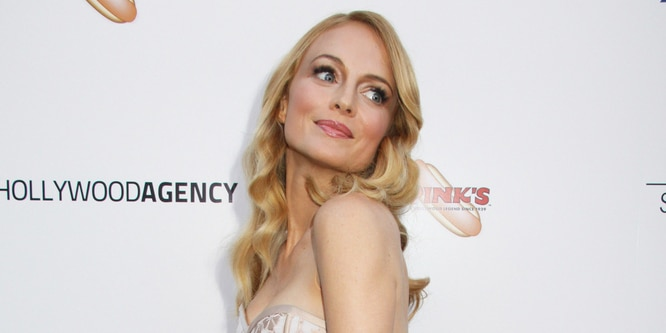 "Heather Graham - ""At Any Price"" Los Angeles Premiere"