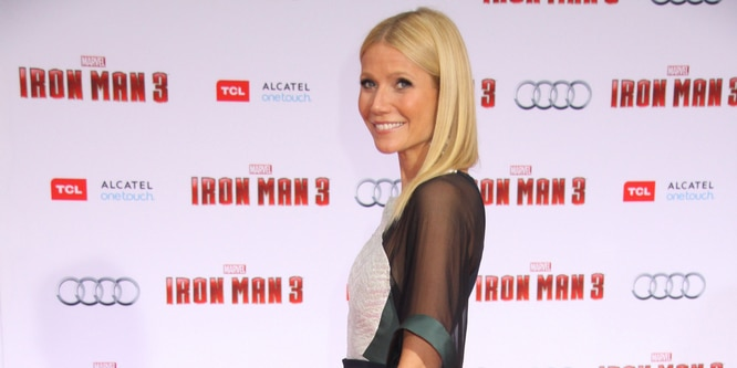 "Gwyneth Paltrow - ""Iron Man 3"" Los Angeles Premiere"