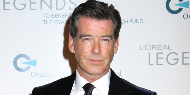 Pierce Brosnan - L'Oreal Legends Gala to Benefit The Ovarian Cancer Research Fund