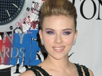 Scarlett Johansson - 64th Annual Tony Awards