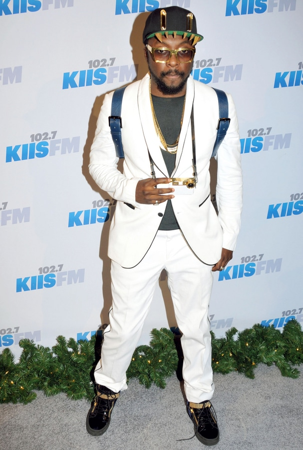 Will.i.am - KIIS FM's 2012 Jingle Ball