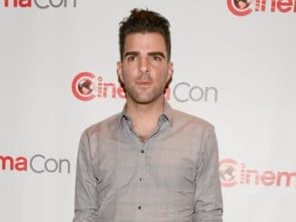 Zachary Quinto - CinemaCon 2013 - Day 1