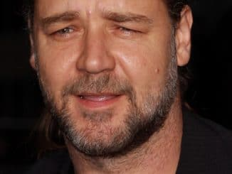 "Russell Crowe - ""Revolutionary Road"" World Premiere"