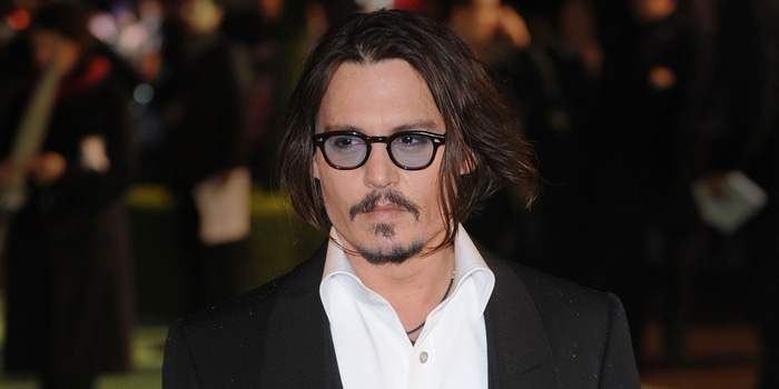 "Johnny Depp - ""Alice in Wonderland"" Royal World Premiere"