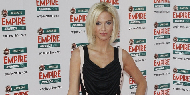 Sarah Harding - Jameson Empire Awards 2010