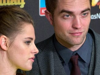 "Kristen Stewart and Robert Pattinson - ""The Twilight Saga: Breaking Dawn thumb"