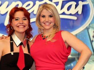Lisa Wohlgemuth (l.) und Beatrice Egli