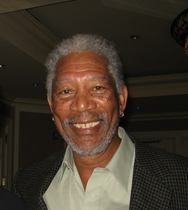 Morgan Freeman, David Sifry, Lizenztext: dts-news.de/cc-by