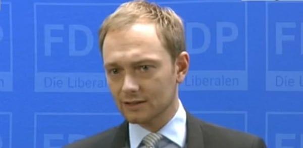 FDP-Politiker Lindner mag elektronische Musik - Musik News