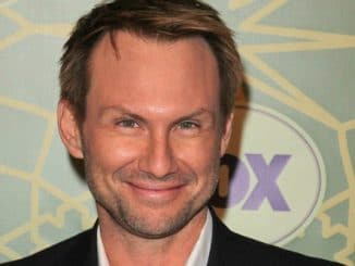 Christian Slater - FOX 2012 Winter TCA Press Tour All-Star Party
