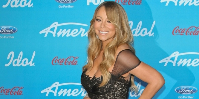 "Mariah Carey - ""American Idol"" Season 12 Finalists Party"