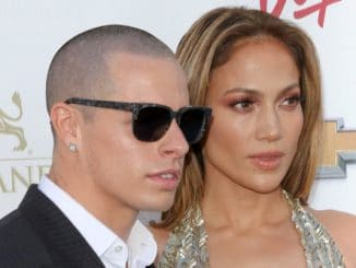 Casper Smart and Jennifer Lopez - 2013 Billboard Music Awards