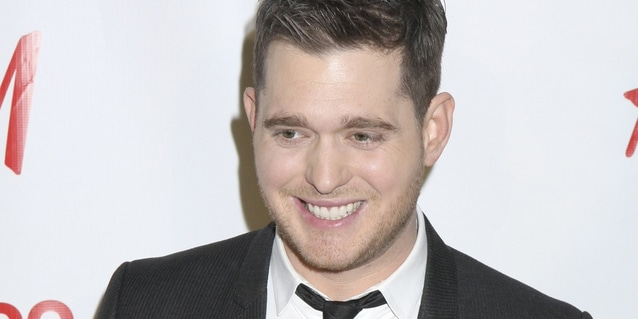 Michael Buble - Z100's Jingle Ball 2010 Presented by H&M