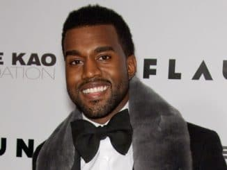 Kanye West - Flaunt Magazine's 10th Anniversary Party and Annual Holiday Toy Drive